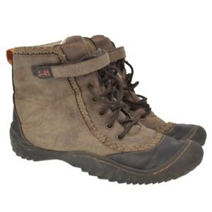 J-41 Shoes - J-41 Sz 7.5B Brown Hiking Sports Trail Ankle Boots